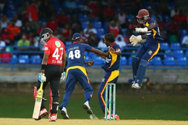 Regional Super50 … the Caribbean's premier one-day championship.