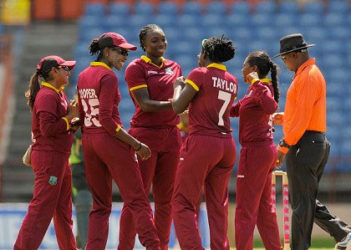 Windies women complete clean sweep in three-match T20 series against India.