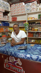 Port Kaituma businessman Reuben King