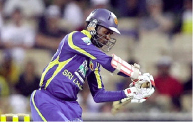 Upul Tharanga stroked 57 not out to see Sri-Lanka to victory over Zimbwbe