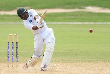 All-rounder Chris Barnwell … top-scored with 61. (file photo)