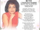 Ruth Chinatombie