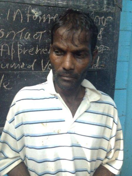 Jainarine Balgobin, the man who has been held over the attack.