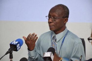 Dr. William Adu-Krow (GINA photo)