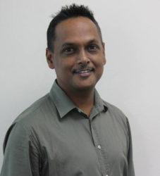 Dr Christopher Arif Bulkan