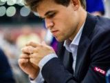 Magnus Carlsen (Photo credit:AndreasKontokanis Piraeus, Greece)