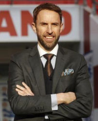 England Manager Gareth Southgate poses after the press conference Action Images via Reuters / Carl Recine Livepic