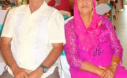 Mohamed and Jamilla Munir