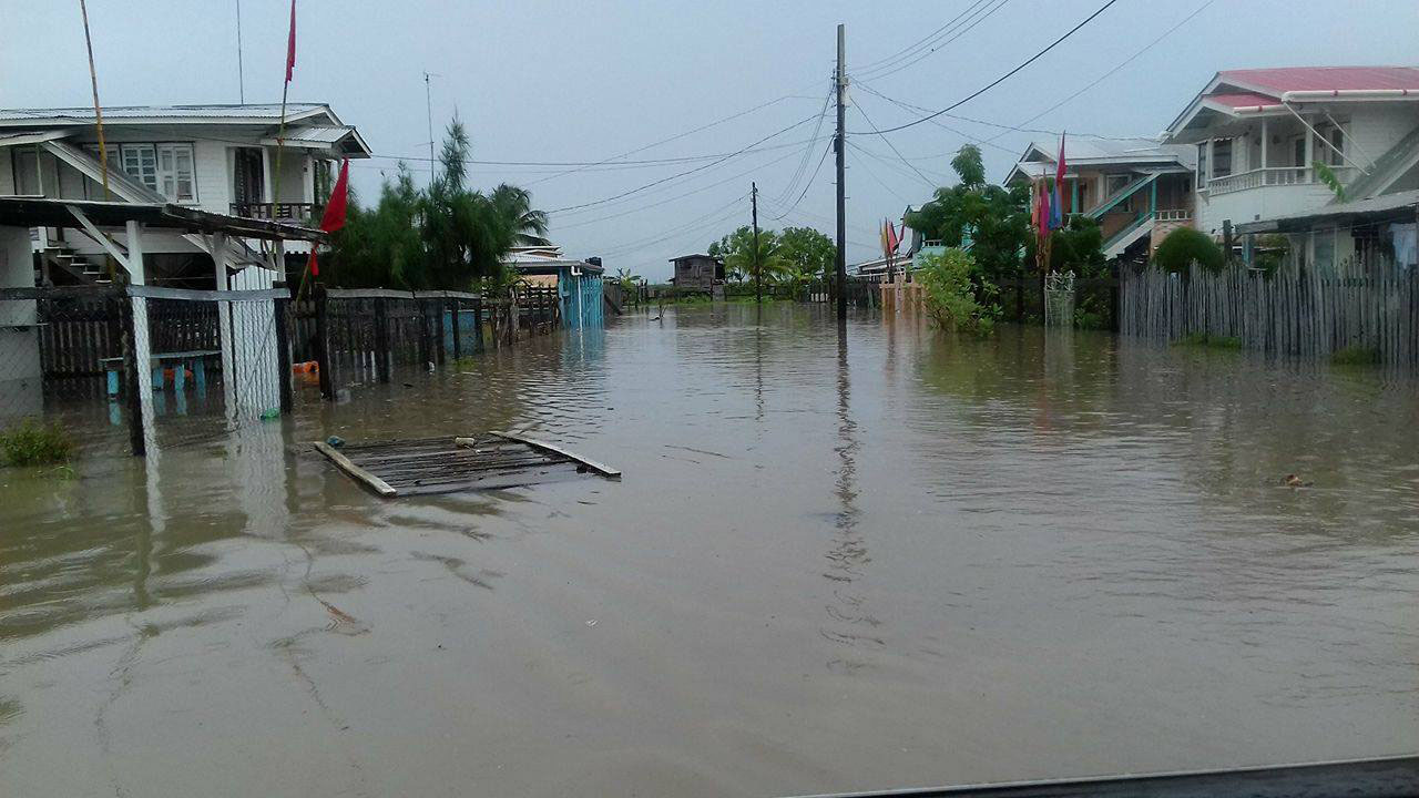 Hope And Change In Football >> East Berbice hit by heavy flooding – Stabroek News