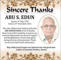 Abu Edun