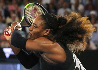 Australian Open: Venus Williams beats Barthel to reach ninth quarter-final