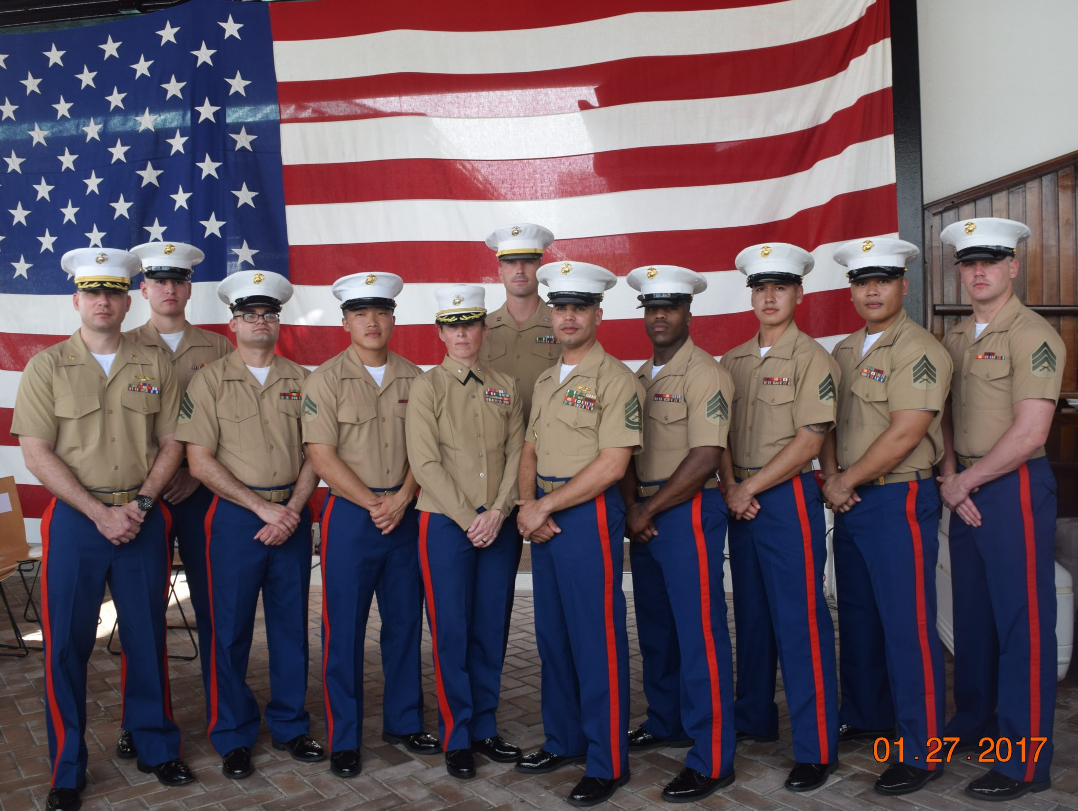 US Marine Security Guard activated at Embassy - Stabroek News