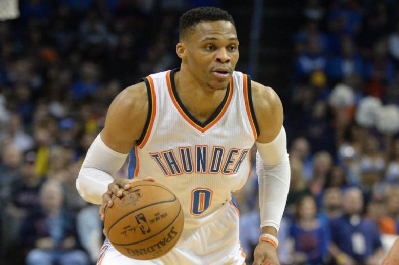Oklahoma City Thunder: Westbrook goes wild in Orlando