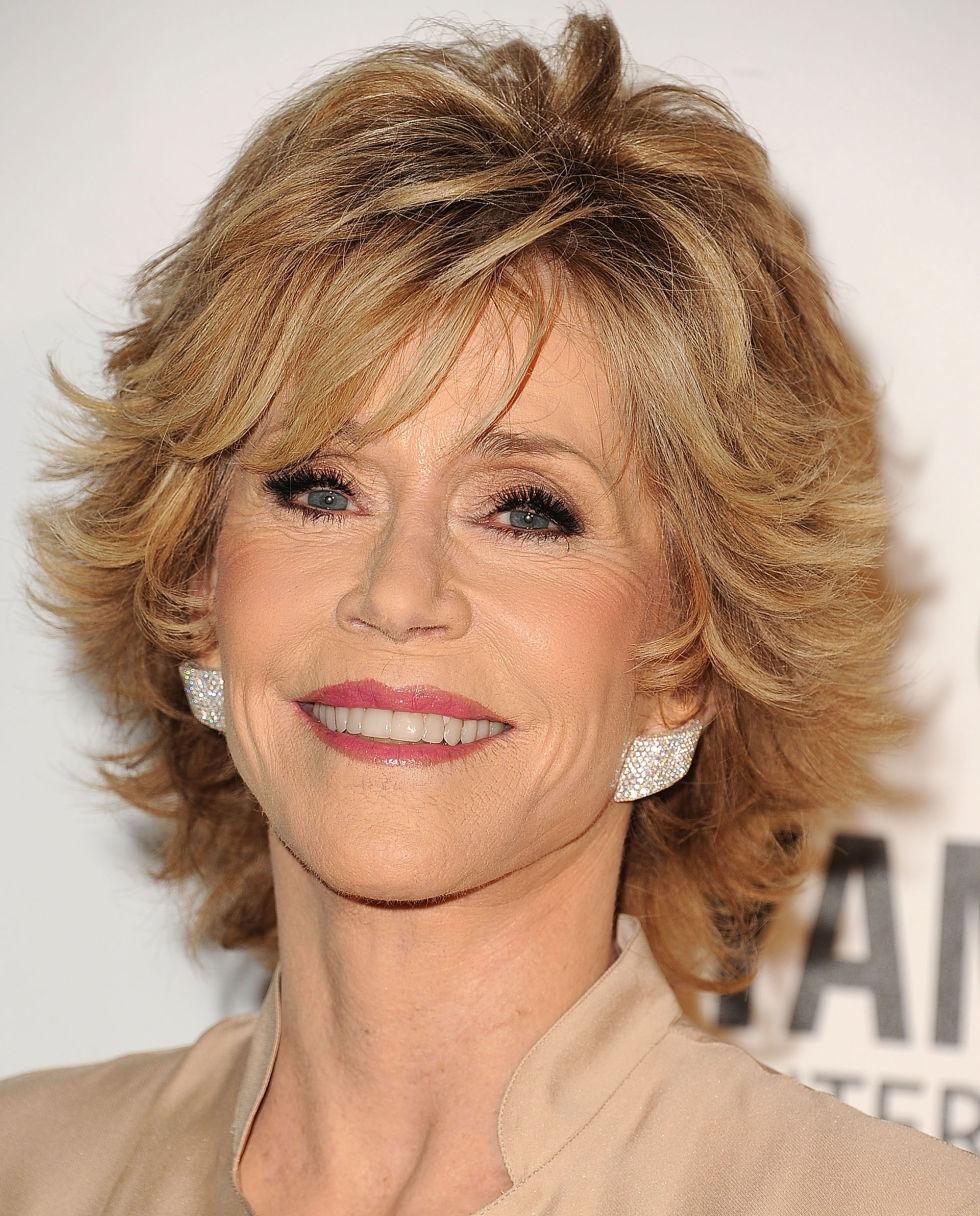 Jane Fonda Speaks Of Rape Abuse And Her Disease To