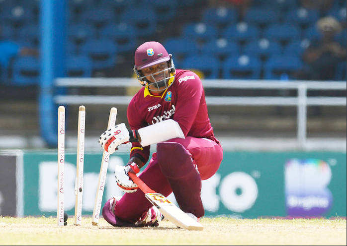 Why was Brathwaite left out of West Indies' ODI squad?