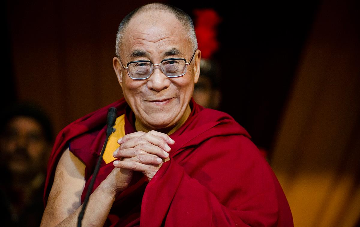 India never used me against China: Dalai Lama amid Chinese protests