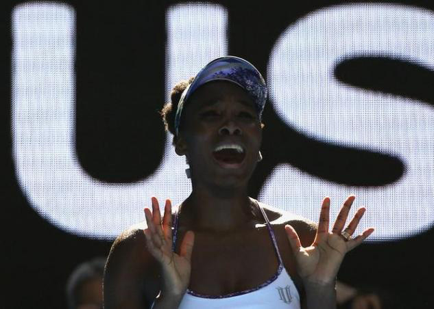 Coco goes bananas as Americans slip up at Australian Open