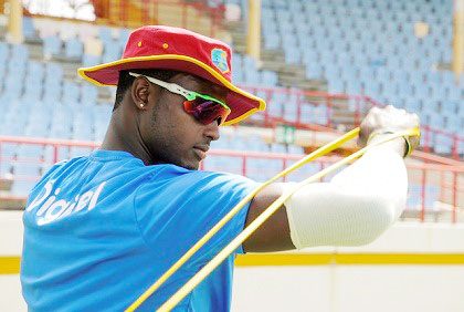 West Indies name unchanged squad for Zimbabwe series