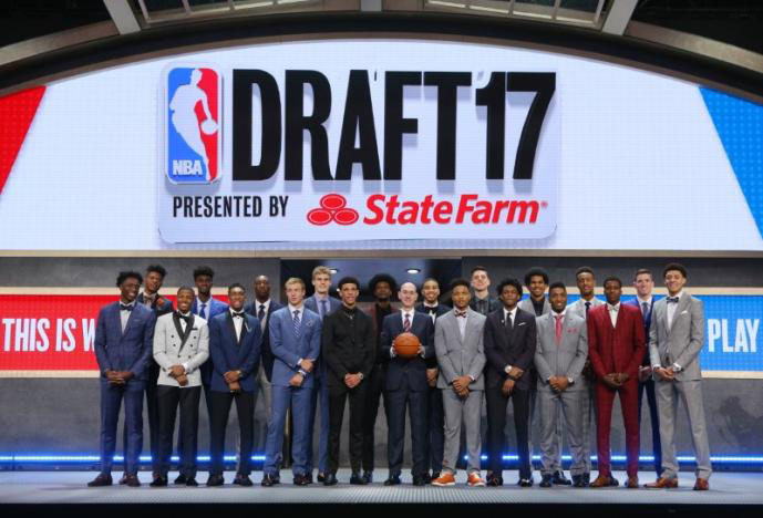 Washington's Markelle Fultz goes first overall to 76ers