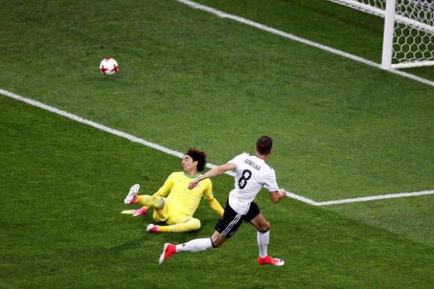 Confederations Cup 2017: Germany Group B winners, will play Mexico in semifinals