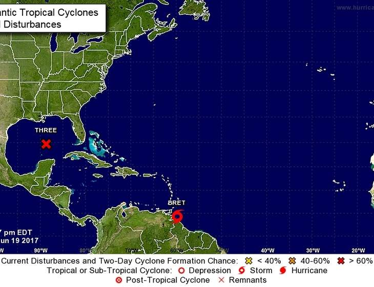 Tropical Storm Cindy to impact Eastern Canada, here's how