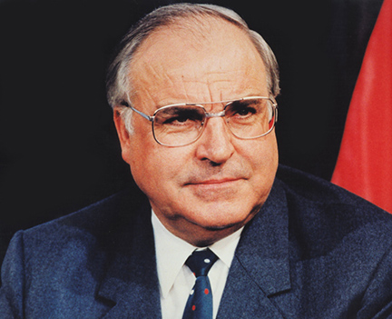 On the Passing of Helmut Kohl