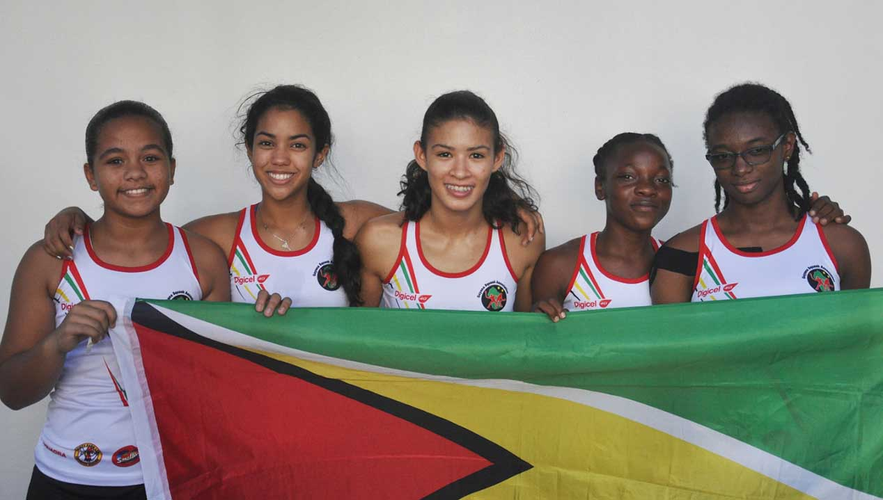 girls from guyana
