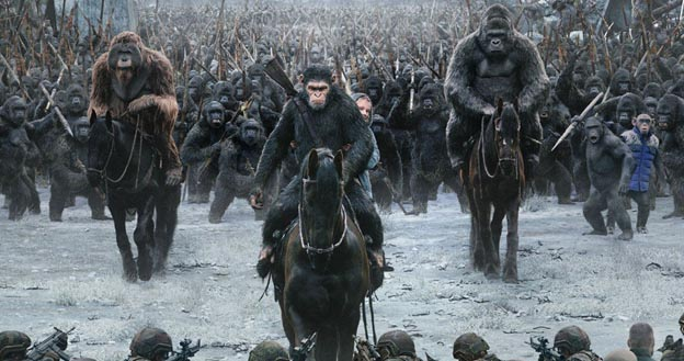 'War for the Planet of the Apes' sets new movie standard