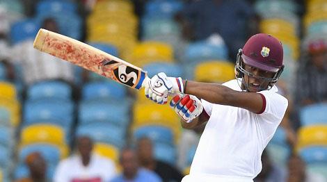 Windies unchanged for Zimbabwe Test