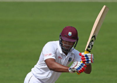 Kyle Hope century underlines WI's dominance