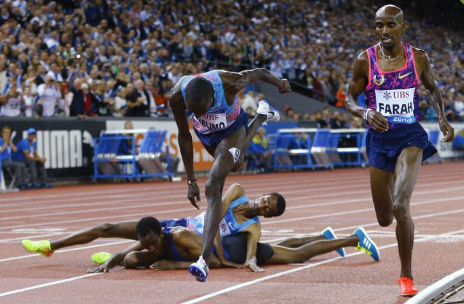 Kenyans optimistic of claiming Diamond League heist in Zurich