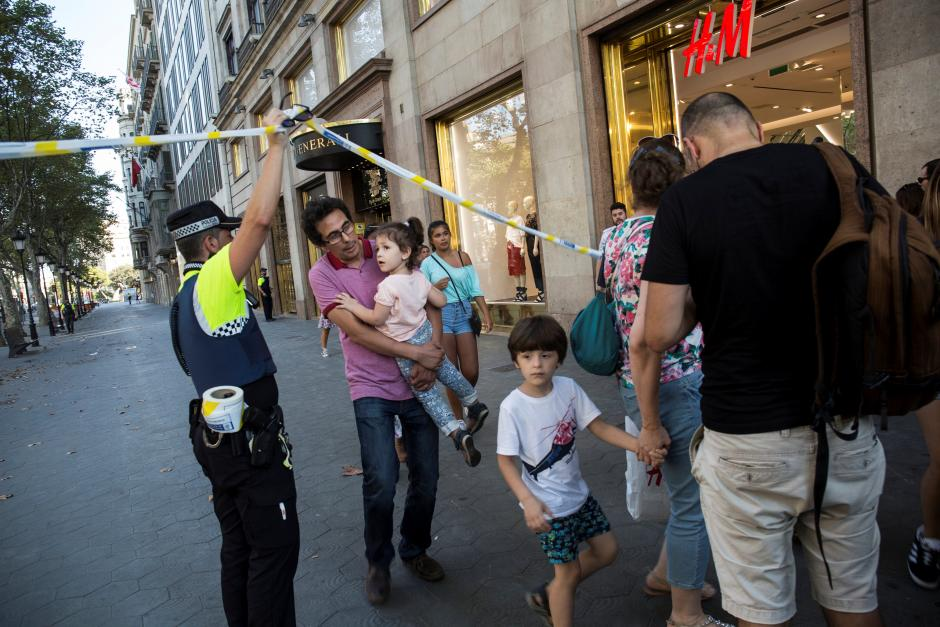 Death toll rises in Barcelona terror attack