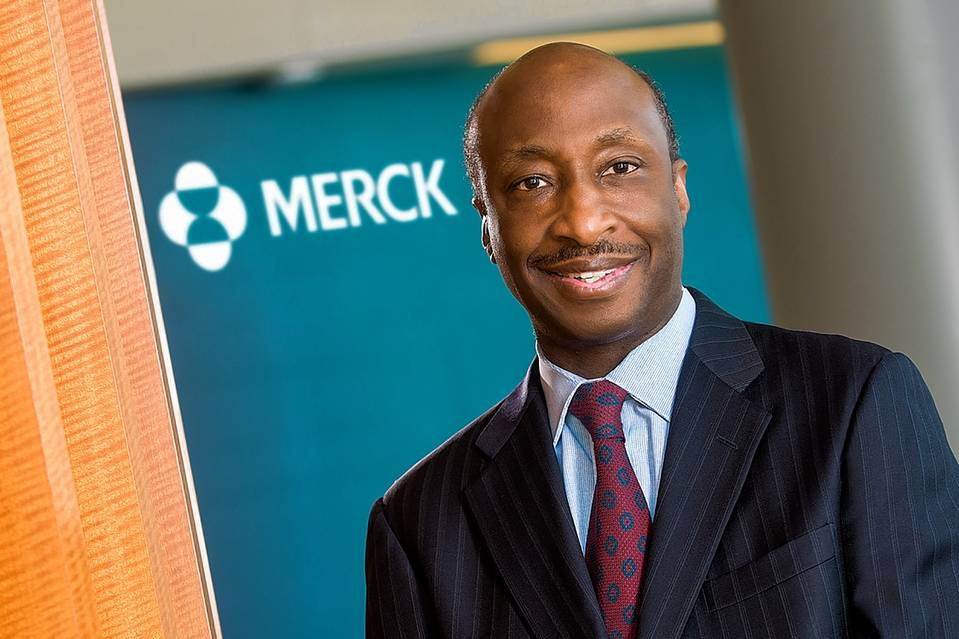 Merck CEO Steps Down From Trump Business Council