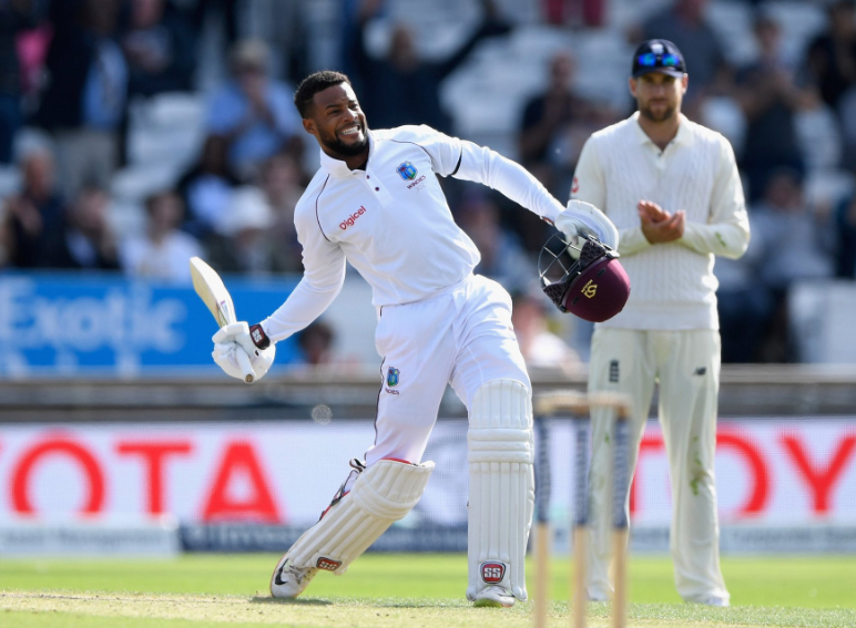 Shai Hope guides tourists to thrilling Test victory