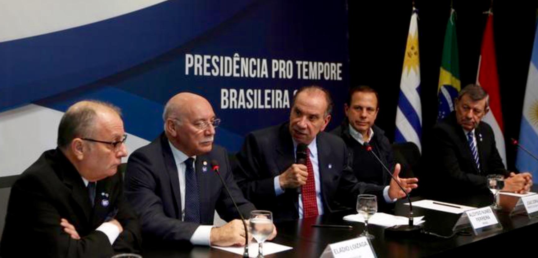 Latin America slams Trump's Venezuela 'military options' threat