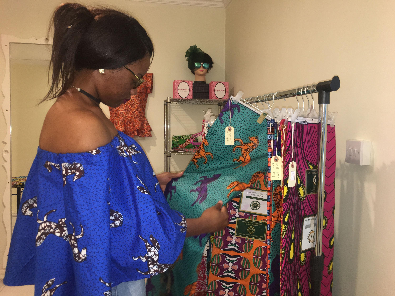 Nigerian Designer Opens Store Stabroek News