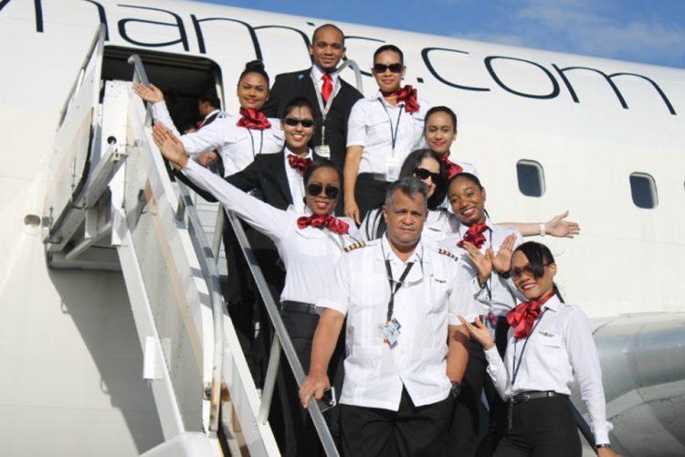 Dynamic airways quits guyana stabroek news for Korean air cabin crew requirements
