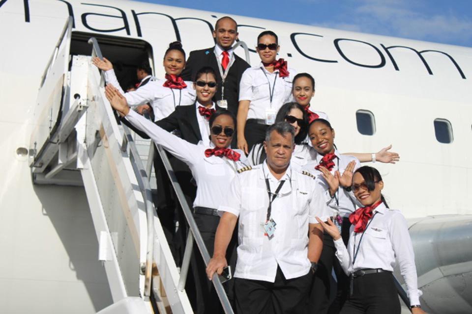 dynamic airways flight attendant