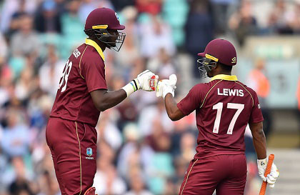 Stats: Evin Lewis' career-best sets unique record