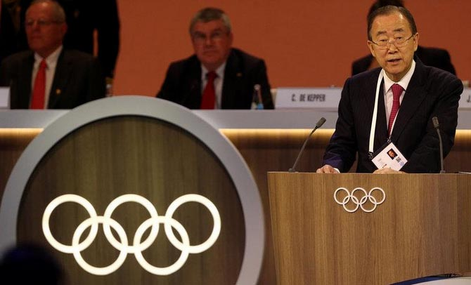 IOC awards Olympic Games 2024 to Paris, 2028 to LA