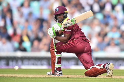 West Indies batsman Evin Lewis' stunning performance cut short after injury