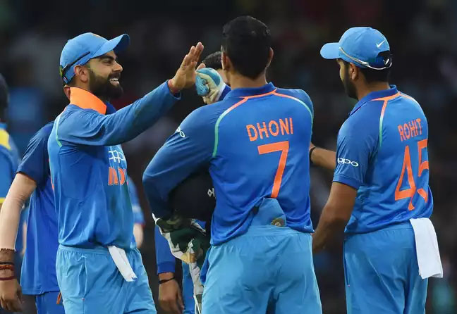 Virat Kohli and his men completed a 5-0 sweep of Sri Lanka in their one-day series which ended yesterday in Colombo Sri Lanka