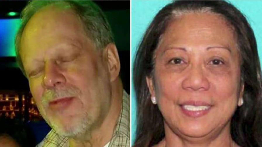 Girlfriend of Las Vegas shooter Stephen Paddock returns to U.S. from Philippines