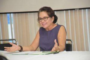 First Lady Sandra Granger (Image via google.com)