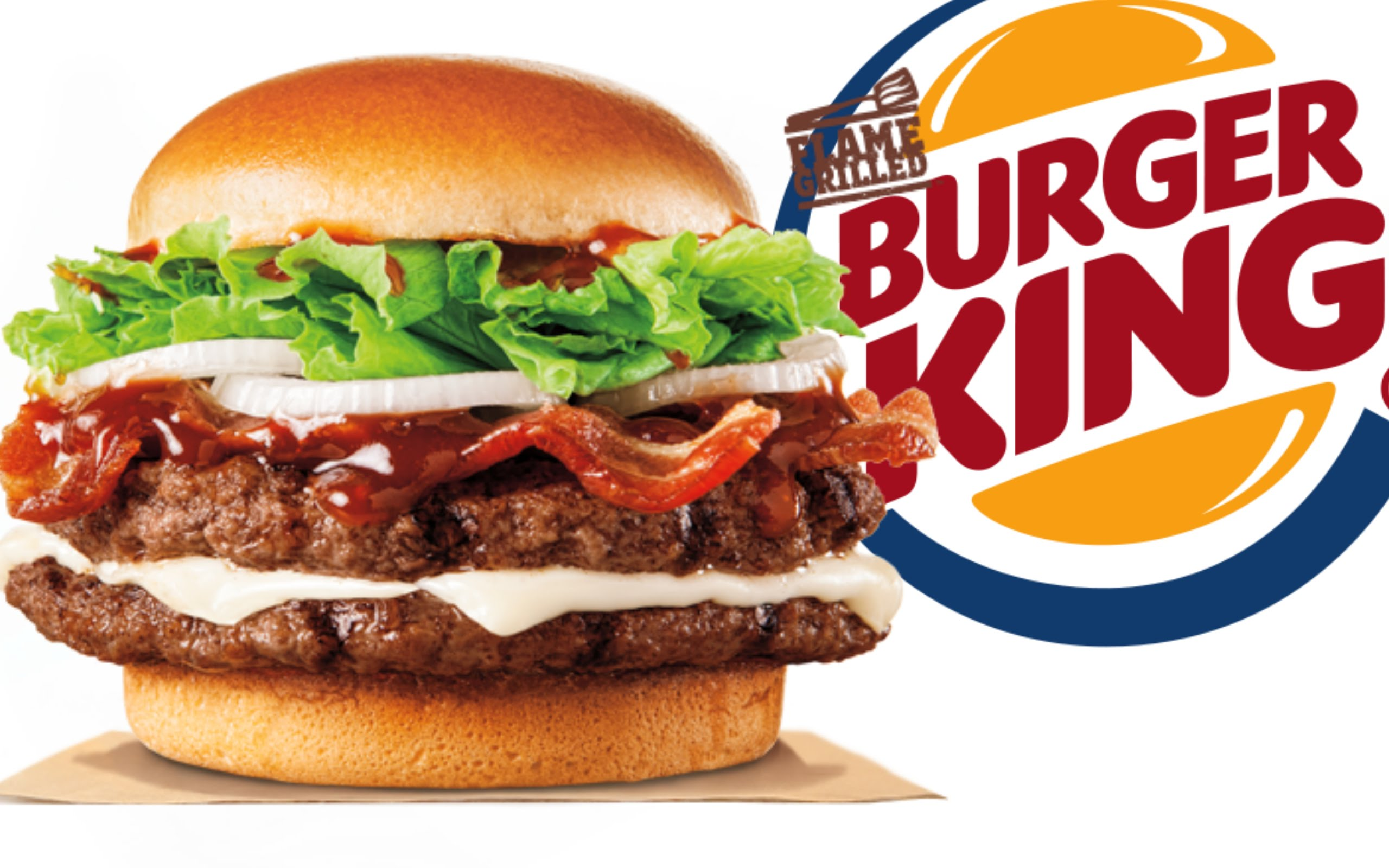 Health Food At Burger King