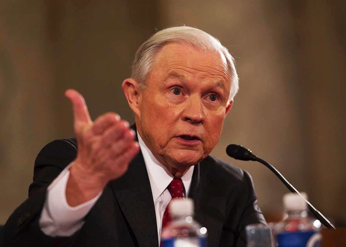 Jeff Sessions gives 'last chance' warning to so-called 'sanctuary cities'