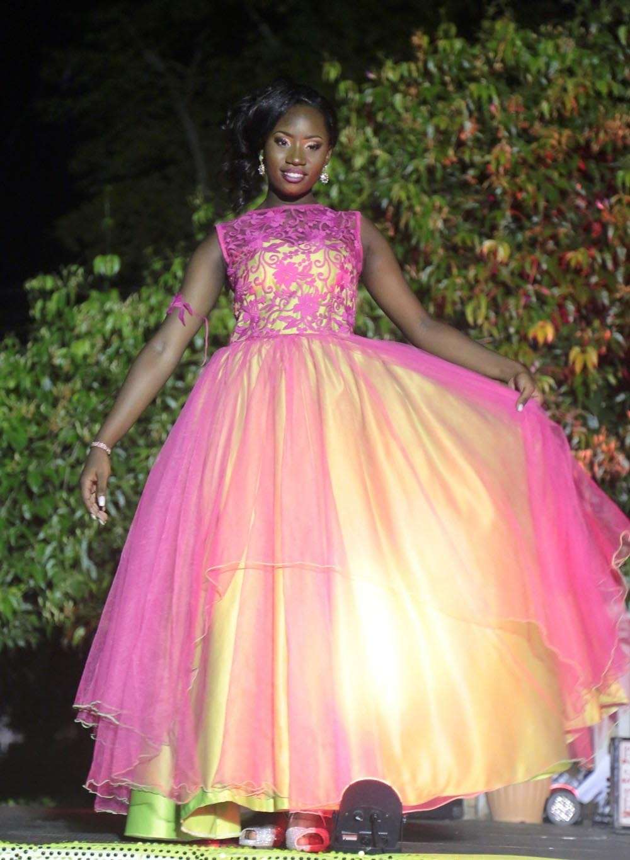 Cindyann Khan and Oshay Roberts crowned Miss Guyana Talented Teen ...