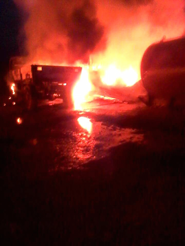 Four buildings destroyed in Port Kaituma fire - Stabroek News