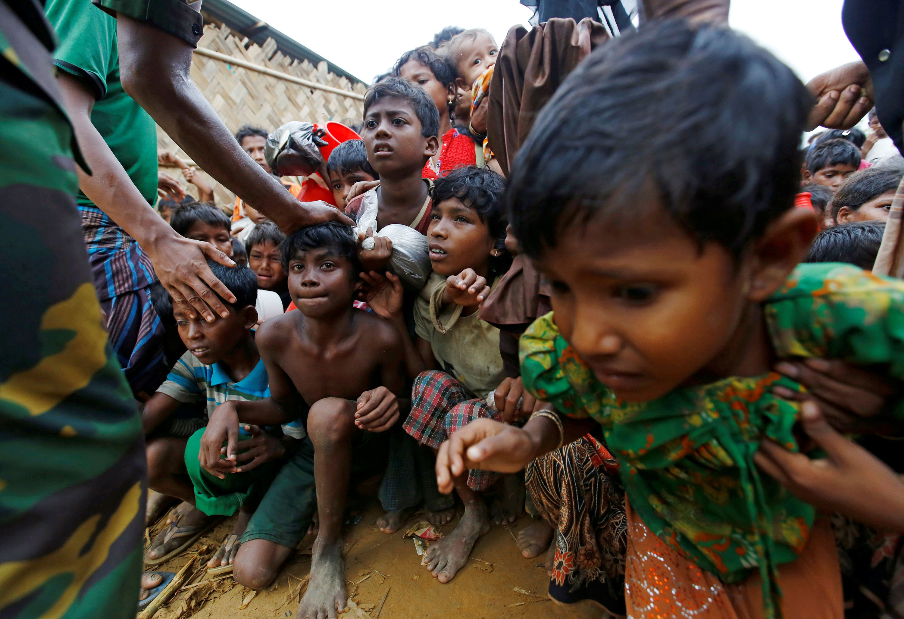 United States declares attacks on Myanmar Rohingya Muslims as 'ethnic cleansing'