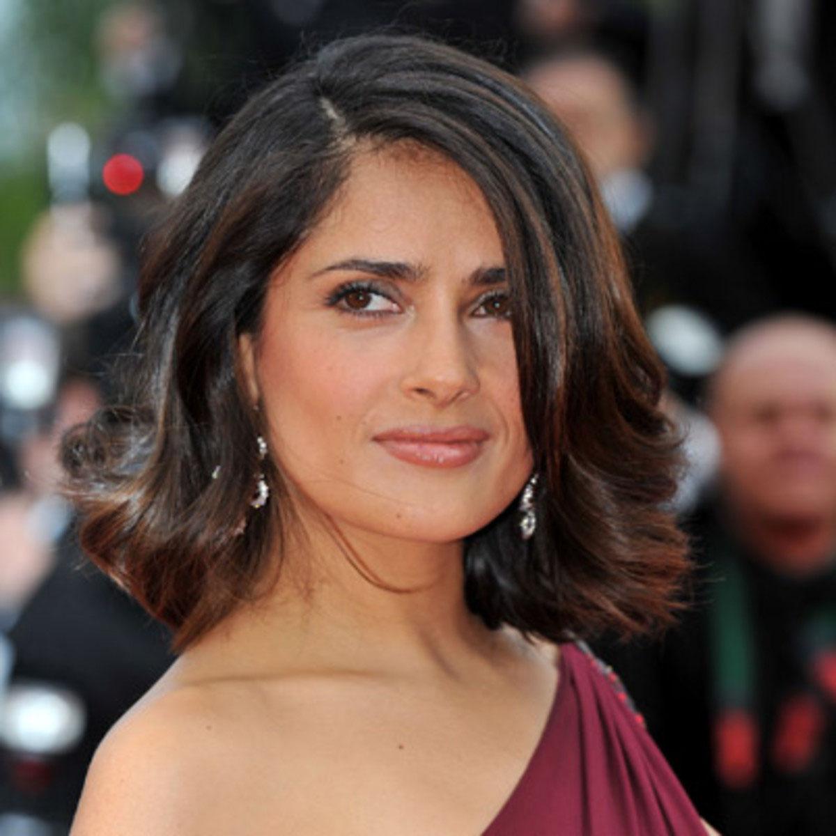 Will Actress salma hayek